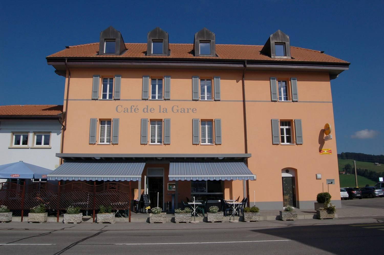 Hôtel-Restaurant La Croix-Blanche